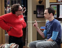 The Big Bang Theory : La simulation du cerveau qui démange
