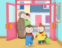 T'choupi à l'école : Le carnaval des petits monstres