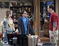 The Big Bang Theory : La boulette de Sheldon