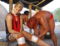 Que le meilleur gagne ! : Lutte tribale au Brésil