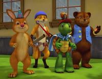 Franklin et ses amis : Franklin et la fête des lucioles