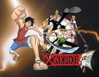 One Piece : Partir le sourire aux lèvres ! Au revoir, Cocoyashi, mon village ! / Un départ difficile