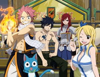 Fairy Tail : Bye bye Edolas