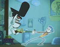 Mon pote le fantôme : Le nettoyeur