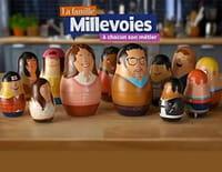 La famille Millevoie, à chacun son métier : Charpentier