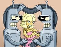 Futurama : Bender est amoureux