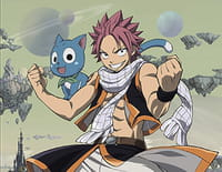 Fairy Tail : Lucy Fire