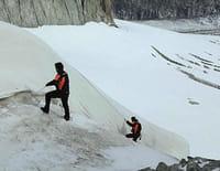 Planète glace : Alpes : des glaciers sous haute surveillance