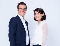 Sonia Chironi, Adrien Borne, le duo de l'info