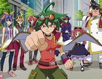 Yu-Gi-Oh ! Arc-V : Le pendule se balance des deux côtés