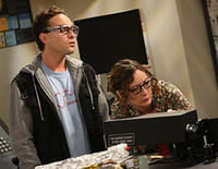 The Big Bang Theory : Le corollaire de poils aux pattes