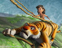 Le livre de la jungle : Mowgli l'artiste