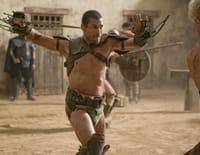 Spartacus : le sang des gladiateurs : Faveurs