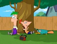 Phineas et Ferb : Insaisissable Chupac