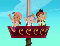 Jake et les pirates du pays imaginaire : L'attaque des singes pirates