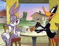 Looney Tunes Show : Steve St James. - Chutes libres