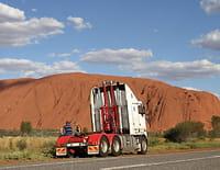 Routiers de l'Outback : Sauvetage à distance