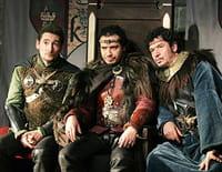 Kaamelott : Les parchemins magiques / Stargate