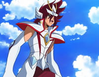 Saint Seiya Omega : Les nouveaux chevaliers du zodiaque : Vaincre Pégase Eden, la guerre solitaire