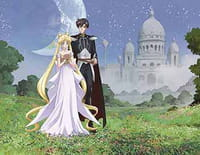 Sailor Moon Crystal : La Lune
