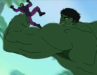 Marvel Hulk et les agents du S.M.A.S.H. : Docteur Banner et Mister Hulk