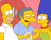 Les Simpson : Ne mélangez pas les torchons et les essuie-bars