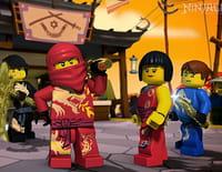 Ninjago : La malédiction du maître d'or