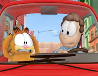 Garfield & Cie : Aventures africaines : le chat des chats