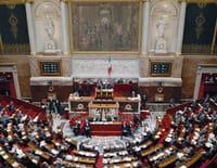 Séance à l'Assemblée nationale