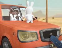 Les lapins crétins : invasion : Lapinmobil