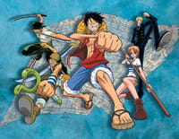 One Piece : Le choc ! Law contre le vice-amiral Smoker