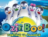 Ozie Boo ! Protège ta planète : Les sacs plastique sont mauvais pour la planète!