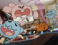 Le monde incroyable de Gumball : Le bus