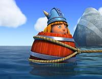 Vic le Viking 3D : Fort comme Halvar