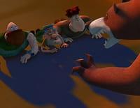 Vic le Viking 3D : Métamorphose