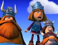 Vic le Viking 3D : La poudre aux yeux