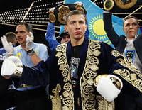 Boxe - Gennady Golovkin (Kaz) / Daniel Jacobs (USA)