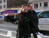 Les Chevaliers du fiel à New York