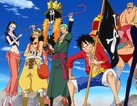 One Piece : On escorte la princesse Vivi ! L'équipage reprend la mer