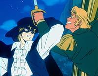 La légende de Zorro : La digue