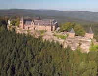 Les 100 lieux qu'il faut voir : Le Bas-Rhin, du mont Sainte-Odile aux Vosges du Nord